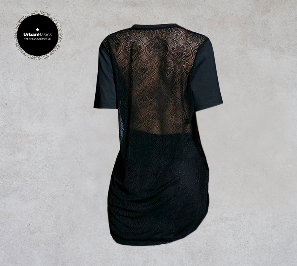 Lace Back -shirt, koko S