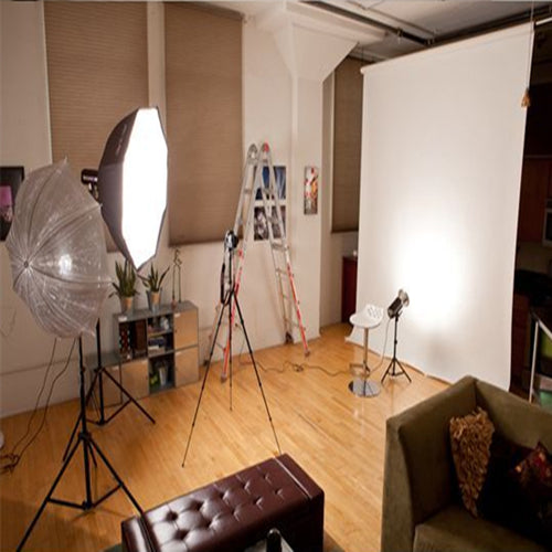 Cheapest & Easiest Way to Build a Home Photography Studio