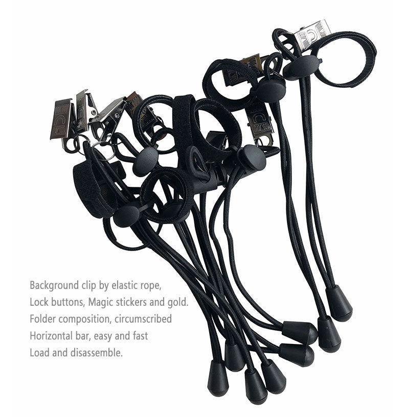 12 Packs  Backdrop Clips Clamps Holder PR3