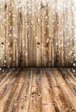 Beautiful Snowflake Wooden Photography Backdrop
