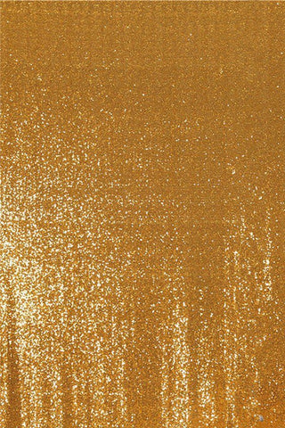 Gold Sequin Farbic Backdrop for Party Wedding Decoration D23