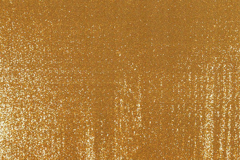 Golden Sequin Farbic Backdrop for Party Wedding Decoration D8