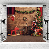 Merry Christmas Gift Socks Photo Booth Props DBD-19213