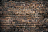 Old Brick Wall Textured Backdrop for Photography D137