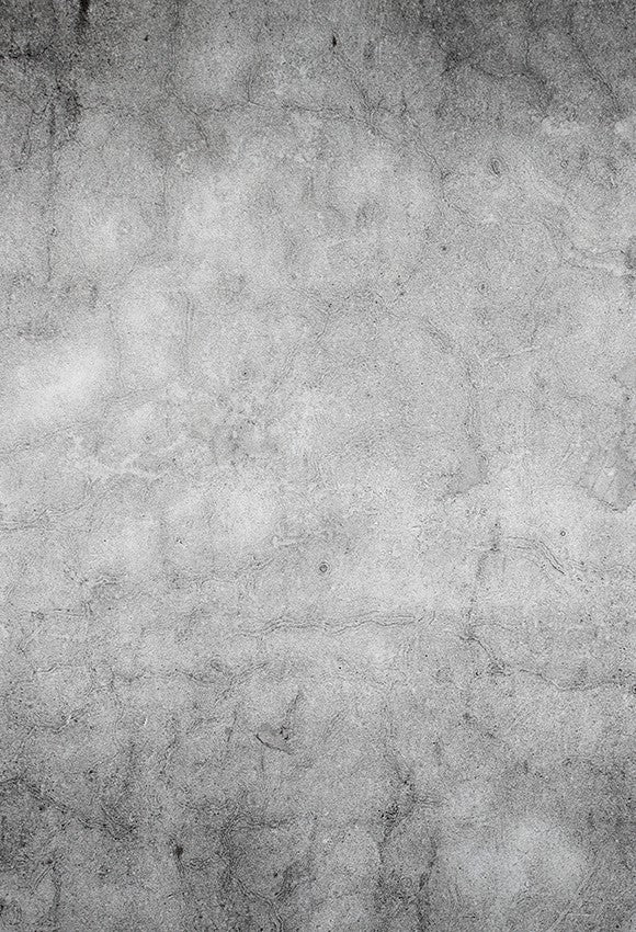 Abstract Backdrop Old Grey Wall Backdrop for Photo Studio D201