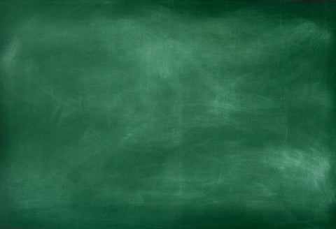 Abstract Textured Green Background Chalkboard Backdrops D636