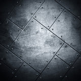Black Metal Abstract Backdrop for Photo Studio DBD30