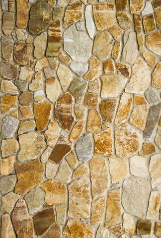 Cracked Stone Wall Backdrop for Photo Booth F-1599