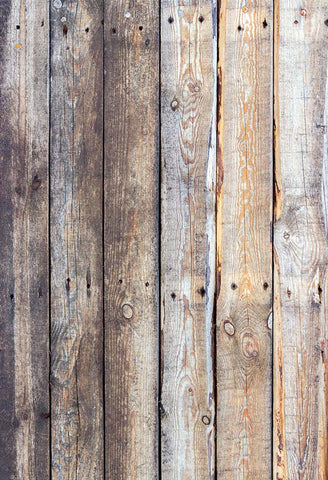 Gray Wooden Wall Photography Backdrops Floor-134