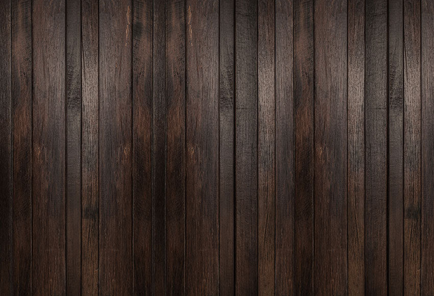 Wood Backdrop Black Brown Background for Photography G-1046