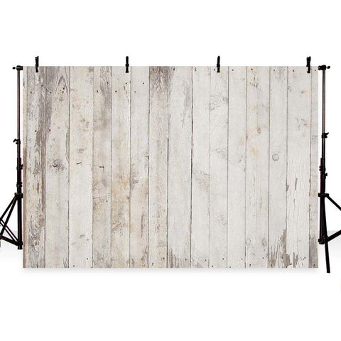 Vintage Retro Wooden Backdrop for Photography