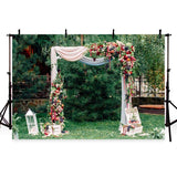 Custom Backdrops Wedding Backgrounds Photography Backdrops G-204