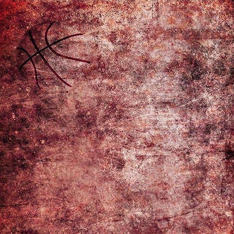 Basketball Backdrops Abstract Texture Red Backgrounds G-321