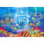 Baby Background Cartoon Fairytale Backdrop Sea Backdrop G-497