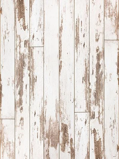 White Weathered Wood Texture Backdrop for Photos GC-84