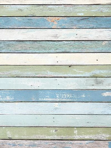 Retro Wood Texture Backdrop for Photo Booth GC-85