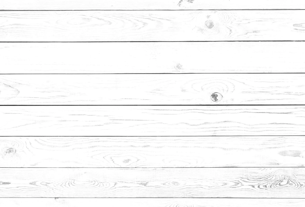 White Soft  Wood Surface Photo Booth Backdrop  G-89