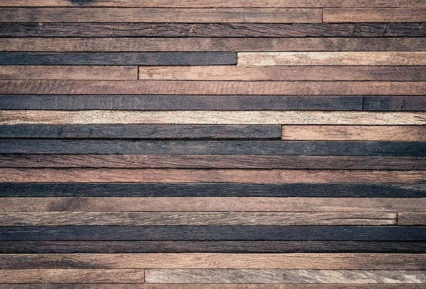 Old Wooden Rustic Style Timber  Photography Backdrop  GA-70