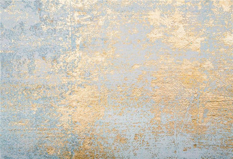 Retro  Shiny Gold Abstract Backdrop for Photography GC-129