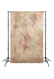 Abstract Vintage Flowers Photo Studio Backdrop GC-166
