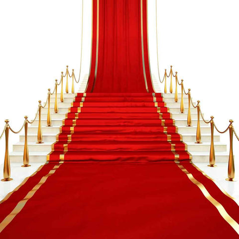 Red Carpet Backdrops for Children Photography J01661-E