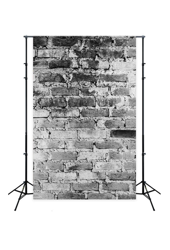 Black Grunge Wall Backdrops for Photo Shoot J02738