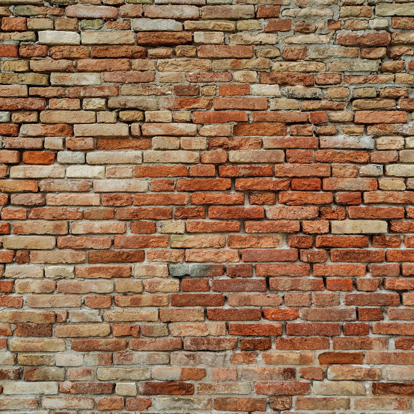 Vintage Brick Wall Photography Backdrops