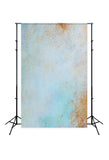 Vintage Abstract Rust Microfiber Backdrop for Photographers J04216