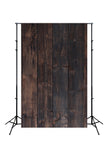 Grunge Wood Backdrops for Portrait Photography LM-H00149