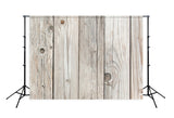 Wood Wall Art Photo Backdrop for Portrait Photography LM-H00190