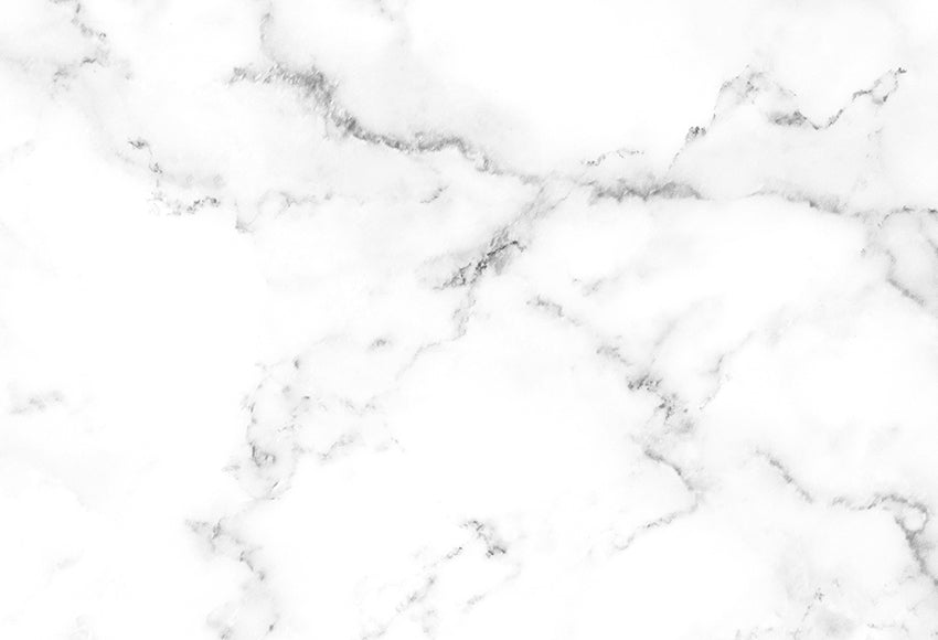 White Marble Natural Texture Photo Booth Backdrop M017