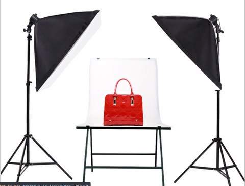 Photograph light Video Light 50*70(cm)Box Light Kit BP1688