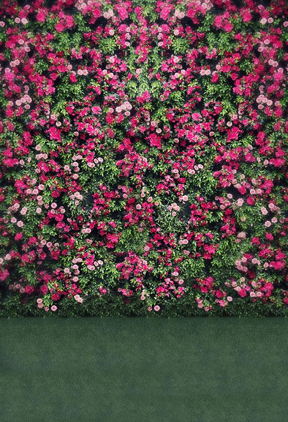 Patterned Backdrops Flower  Backgrounds Backdrops Fantastic S-2699