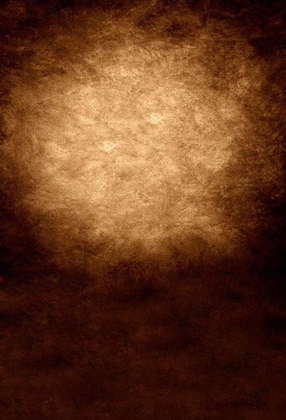 Portrait Photography Brown Abstract Backdrops  S-2881