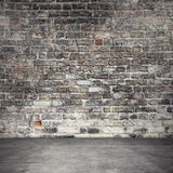 Black Brick Backdrops Digital For Photography