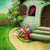 Tree House Cartoon Fairytale Backdrops for Photography S-3188