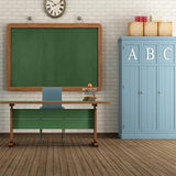 Chalkboard Backdrops Black Backdrops Photography Background S-3204