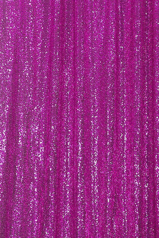 Rose Sequin Farbic Backdrop for Party Wedding Decoration D26