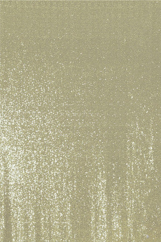Light Gold Sequin Farbic Backdrop for Party Wedding Decoration D27