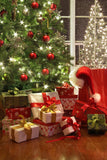 Christmas Gifts Room Christmas Photography Backdrops DBD-P19189