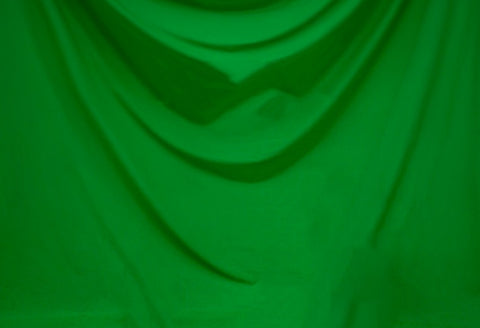 Dark Green Solid Color Backdrop for Photo Booth S3