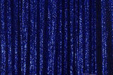 Royal Blue Sequin Farbic Backdrop for Photography  D1