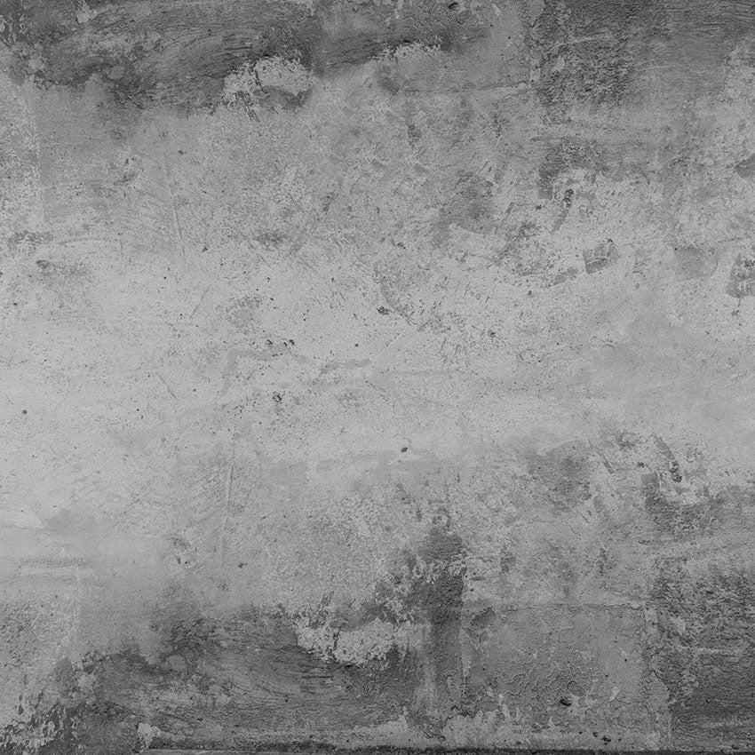 Grey Grunge Concrete Wall Texture Photo Backdrop for Studio LV-1119