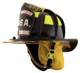 "Cairns N6A ""Houston"" Traditional Leather Fire Helmet"
