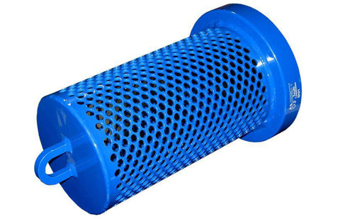 Husky Barrel Strainer