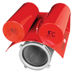 "Kochek Big Water 6"" Self Leveling Floating Strainer"