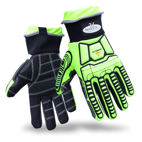 Majestic Oil & Gas Extrication Glove