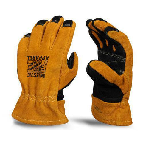Majestic Structural Firefighting Glove - Gauntlet Style