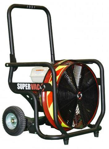SuperVac Valor Series Gas PPV