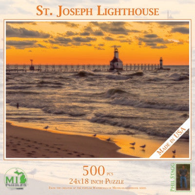 St Joseph Lighthouse Puzzle - 500 pcs